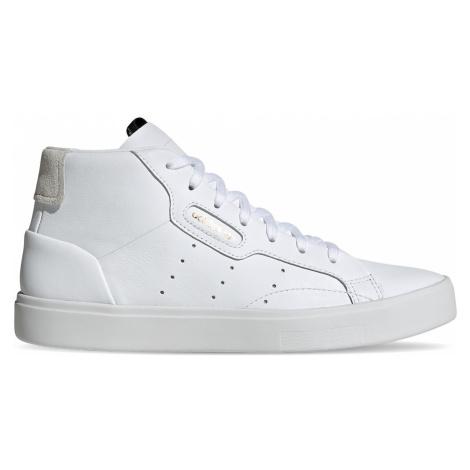 adidas Sleek Mid W-6.5 biele EE4726-6.5