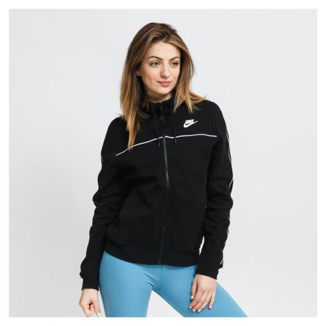Nike W NSW Millenium Essential Fleece FZ Hoody čierna