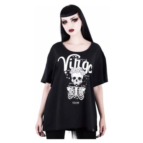 tričko KILLSTAR Virgo Čierna