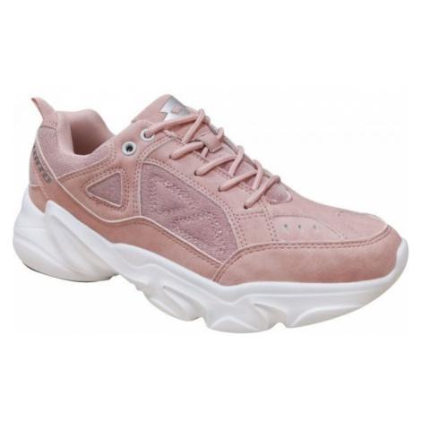 Lotto PARIS svetlo ružová - Dámska voľnočasová obuv
