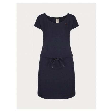 Šaty Loap Ninie Modrá