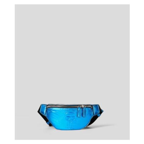 Bum Bag Karl Lagerfeld K/Ikonik Nylon Bumbag Metallic