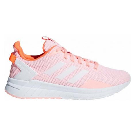 adidas QUESTAR RIDE W oranžová - Dámska bežecká obuv