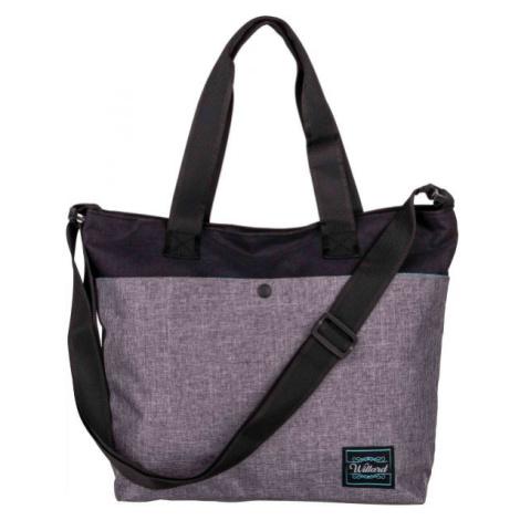 Willard CANNA šedá - Dámska taška cez rameno