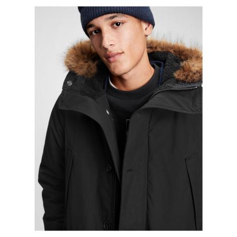 GAP čierne pánska kabát