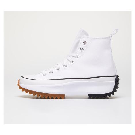 Converse Run Star Hike Hi White/ Black/ Gum