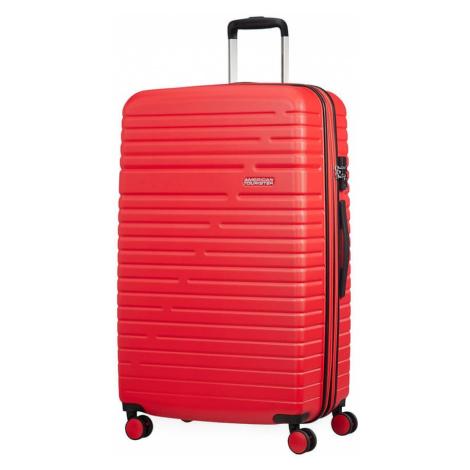 American Tourister Cestovný kufr Aero Racer EXP 61G 100/115 l - červená