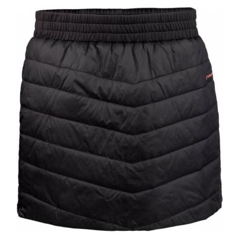 Arcore PENELOPA čierna - Dámska zateplená sukňa