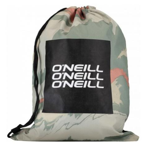 O'Neill BM GRAPHIC GYM SACK béžová 0 - Gymsack