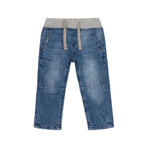 Guess Džínsy N93A09 D3QL0 Modrá Slim Fit