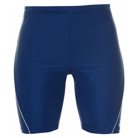 Slazenger Swimming Jammers Mens Navy