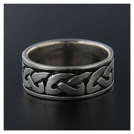 Strieborný prsteň 13933