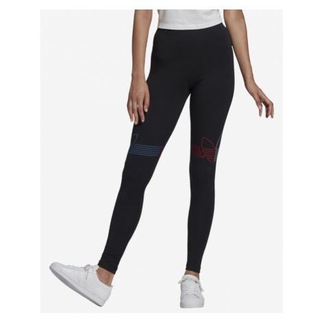 adidas Originals Loungewear Adicolor Tricolor Legínsy Čierna