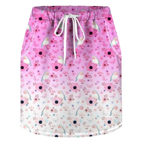 Mr. GUGU & Miss GO Woman's Skirt S-K-PC1635