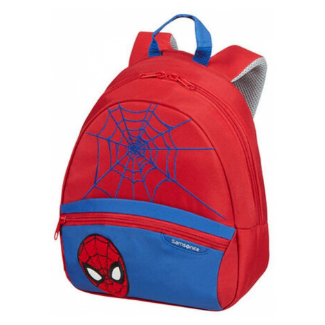 Samsonite Detský batoh Disney Ultimate 2.0 S Marvel Spider-Man 7 l - červená