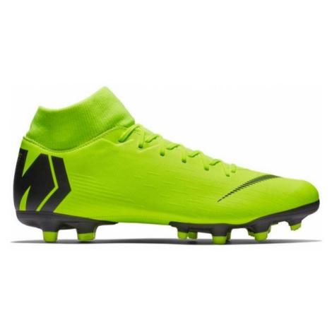 Nike SUPERFLY 6 ACADEMY MG žltá - Pánske kopačky