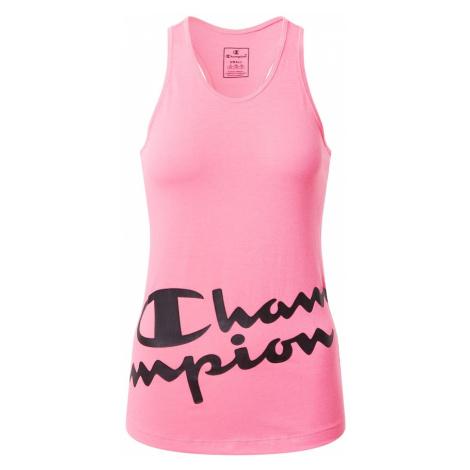 Champion Authentic Athletic Apparel Športový top  ružová / čierna