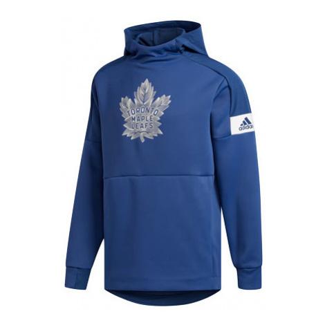 S Kapucňou Adidas Player Pullover Hood Nhl Toronto Maple Leafs
