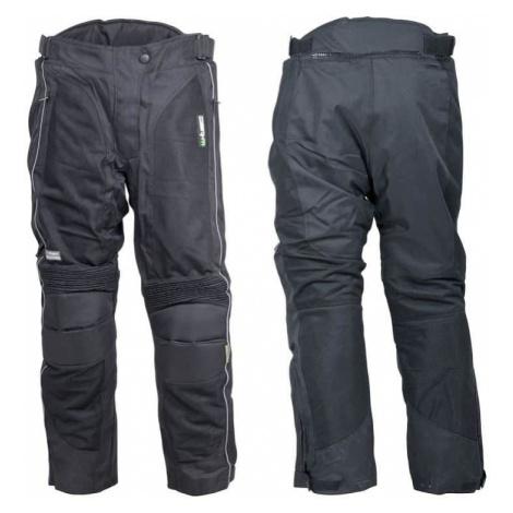 Dámske moto nohavice W-TEC Goni Farba čierna