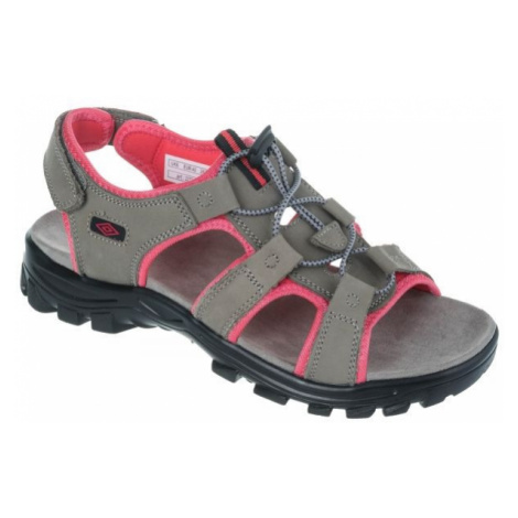Umbro MULK šedá - Dámske sandále
