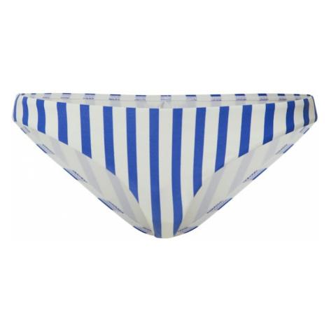 BILLABONG Bikinové nohavičky 'blue by u'  biela / modrá