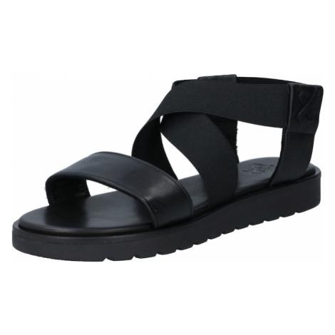 Apple of Eden Sandále  čierna