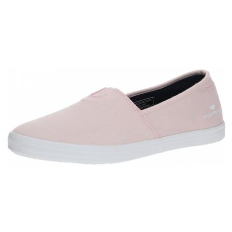 TOM TAILOR Papuče  rosé