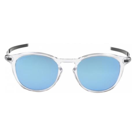 OAKLEY Športové slnečné okuliare 'Pitchman'  čierna / priehľadná / modrá