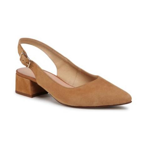 Sandále Lasocki 71396-01W Prírodná koža(useň)/-Velúrová