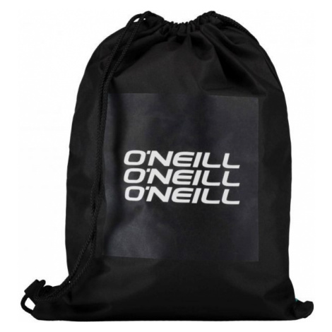 O'Neill BM LOGO GYM SACK čierna 0 - Gymsack