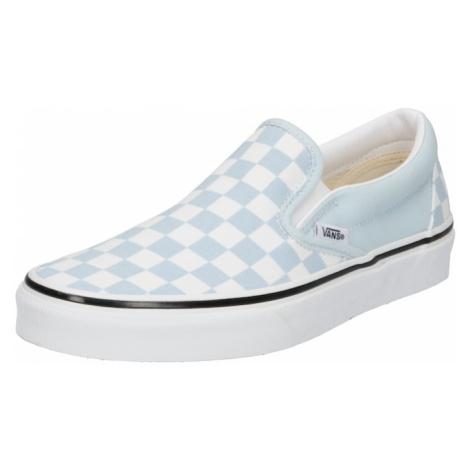 VANS Slip-on obuv  biela / modrá