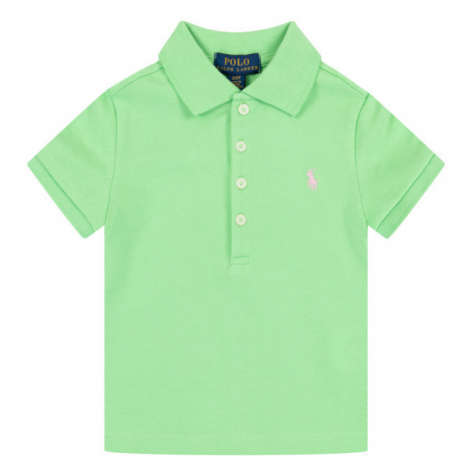 Polo Ralph Lauren Polokošeľa Interlock 311698589 Zelená Regular Fit
