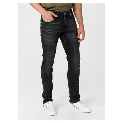 026 Jeans Calvin Klein Čierna