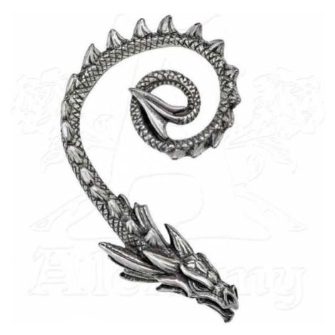 náušnice ALCHEMY GOTHIC - Ostrogoth Dragon - E412