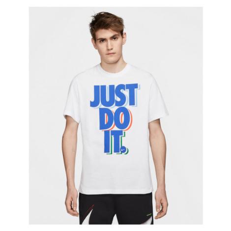 Nike Sportswear JDI Tričko Biela