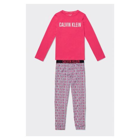 PRE DETI! Calvin Klein pyžamo Girls- ružové Veľkosť: 8/10 let