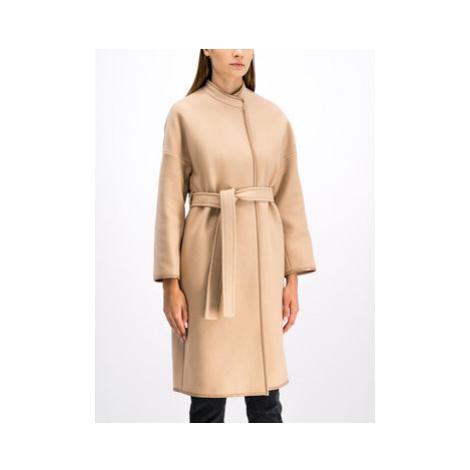 Pinko Prechodný kabát Sognare 20192 BLK01 1G14JJ 7507 Béžová Regular Fit