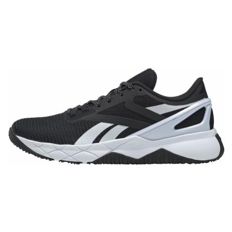 REEBOK Športová obuv 'Nanoflex TR'  čierna / biela