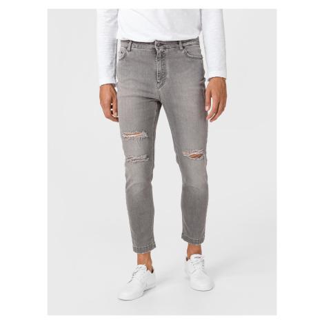 Jeans Dolce & Gabbana Šedá