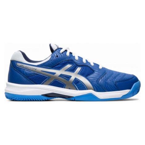 Asics GEL-DEDICATE 6 CLAY modrá - Pánska tenisová obuv