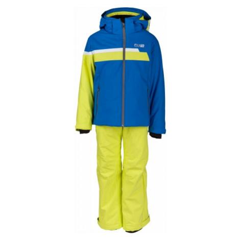 Colmar KIDS BOY 2-PC SUIT žltá - Chlapčenský lyžiarsky komplet