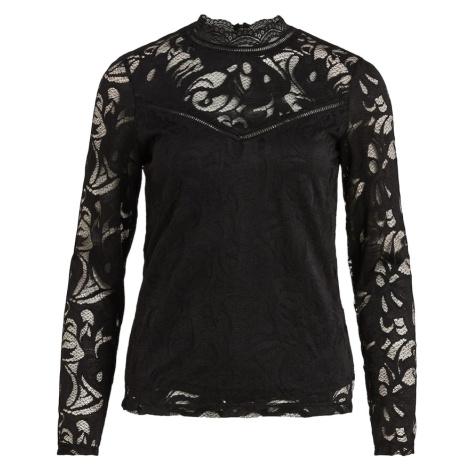 VILA Tričko 'Vistasia'  čierna