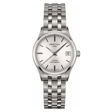 Certina URBAN COLLECTION - DS Lady - Quartz COSC C033.251.44.031.00