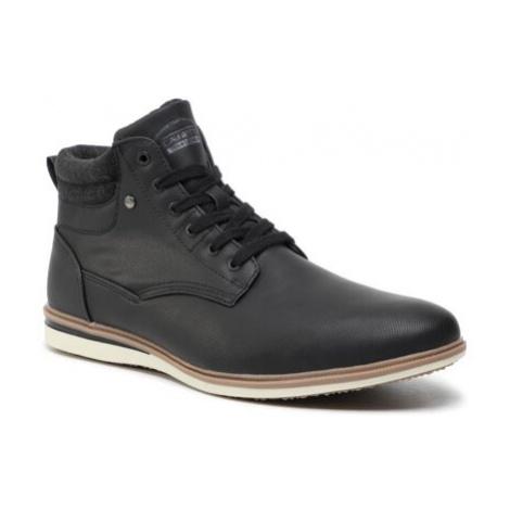 Šnurovacia obuv Lanetti MP07-81140-04 Imitácia kože/-Imitácia kože