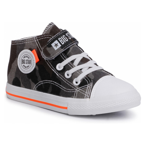 Sneakersy BIG STAR - FF374125 White/Black