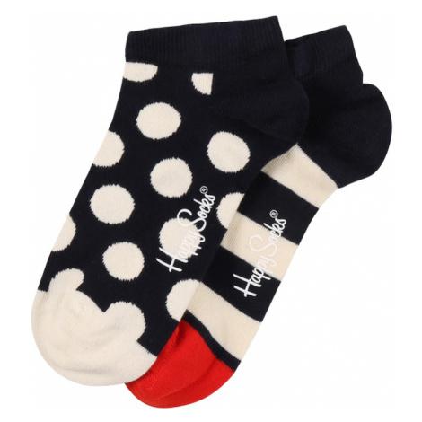Happy Socks Ponožky  námornícka modrá / biela / červená / béžová