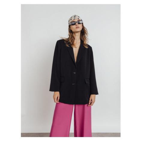 Vero Moda Ivy Sako Čierna