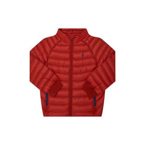 Polo Ralph Lauren Prechodná bunda Summer II 322785765002 Červená Regular Fit
