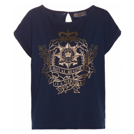 Tričko La Martina Woman Tshirt S/S Stretch Cotto