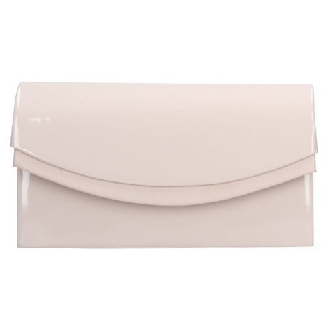 Elegantní listová kabelka Marlota - ružová Delami